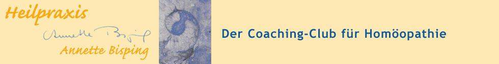 Heilpraktikerin Bisping - Der Coaching-Club für Homöopathie